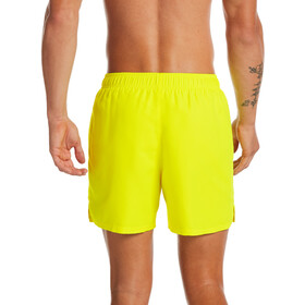"Nike Swim Essential Lap Pantaloncini Volley 5"" Uomo, lemon venom"